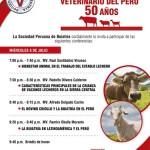Ciclo de Conferencias de Buiatría por los 50 años del CMVP – Ingreso Libre