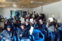 Globalvet capacitó a productores por el lanzamiento de su Línea Ganadera en Sicuani