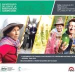 XXXI Aniversario del Día de la Investigación Agropecuaria
