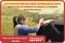 Globalvet saluda a los Veterinarios en este día especial
