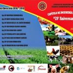 29° Aniversario de Creación del Capítulo de Ingeniería Zootecnia