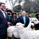 Minagri: Sector Agropecuario Crecerá 3% en el 2016