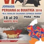 VI Jornada Peruana de Buiatría