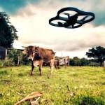 Utilizan Drones y Robots para Mejorar la Agricultura en Australia