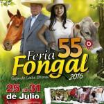 Feria Fongal Cajamarca 2016