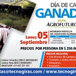 Expo Agrofuturo 2016: Día de Campo Ganadero en Colombia