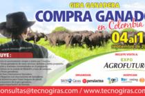 Gira Ganadera: Compra Ganado en Colombia 🗓