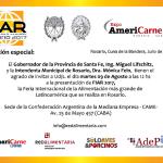 FIAR 2017: Feria Internacional de la Alimentación en Argentina