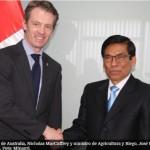 Australia Cooperará para Mejorar Ganadería del Perú