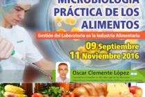 Curso On Line: Microbiología Práctica de los Alimentos 🗓
