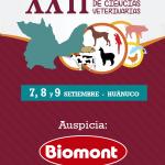 Biomont: Auspicia el XXII Congreso Nacional de Ciencias Veterinarias 2016