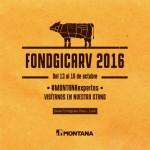 MONTANA presente en la feria FONDGICARV 2016