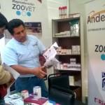 Andeanvet Presente en el VI Congreso de Reproducción Animal - ASPRA 2016