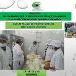 Curso Taller de Formación de Productores y Promotores de Derivados Lácteos de Cajamarca