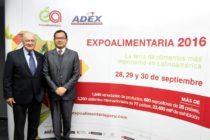Expoalimentaria 2016 Estima Superar US$ 800 Millones en Ventas