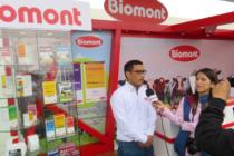 Laboratorios BIOMONT realizó una presentación sobresaliente en la V Feria Nacional de Ganado Lechero, Razas Holstein y Brown Swiss