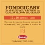 Biomont Invita a Participar del II Congreso Nacional de Vacuno de Carne - Fondgicarv 2016