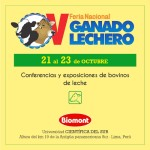 Biomont  Auspicia la V Feria Nacional Ganado Lechero Razas Holstein & Brown Swiss