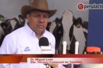 TOTALVET reafirma su compromiso con la GANADERIA NACIONAL en la V Feria Nacional de Ganado Lechero  de las Razas Holstein y Brown Swiss 2016