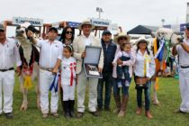 Los Ganadores de la V Feria Nacional de Ganado Lechero de las Razas Holstein y Brown Swiss