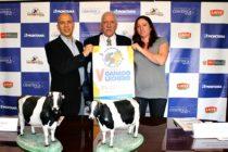 """Lanzamiento Oficial de la """"V Feria Nacional de Ganado Lechero de Razas Holstein y Brown Swiss"""""""