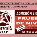 INTAP: Admisión 2017 – I Formando Zootecnistas Con La Más Alta Empleabilidad