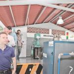 Inauguran Planta Generadora de Nitrógeno Líquido para la Ganadería en México