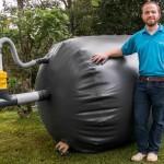 Crean Biodigestores Personalizables para Convertir Excremento de Ganado en Biogás