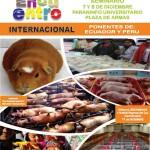 III Encuentro Internacional de la Producción, Transformación y Comercialización de Cuyes - Cusco 2016