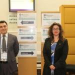Académicos de Ciencias Veterinarias Expusieron en Francia Investigación Sobre Calidad de Leche y Mastitis