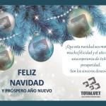 Totalvet Desea una Feliz Navidad a Todos los que Comparten el Deseo de un Mundo mejor, Lleno de Paz y Esperanza