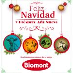 Biomont: Un Saludo Especial Por Esta Navidad y un Próspero Año Nuevo 2017