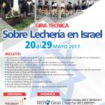 Gira Técnica Sobre Lechería en Israel 2017