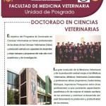 UNMSM: Doctorado en Ciencias Veterinarias 2017