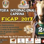 Ficap 2017: XI Feria Internacional Caprina