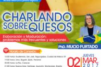 EN VIVO: Charlando sobre Quesos con el Profesor Mucio Furtado