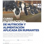 UCSUR: Curso Internacional de Nutrición y Alimentación Aplicada en Rumiantes