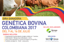 Gira Ganadera: Genética Bovina Colombiana 2017 🗓