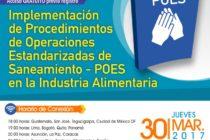 EN VIVO: Implementación de POES en la Industria Alimentaria