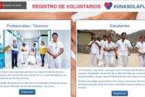 Minsa Convoca Voluntariado a Personal de Salud para las Zonas de Emergencia