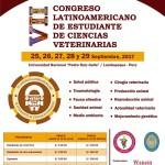 VII Congreso Latinoamericano de Estudiantes de Ciencias Veterinarias
