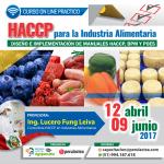 Curso On Line Práctico: HACCP para la Industria Alimentaria