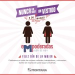 MONTANA: Les Desea un Feliz Día a Todas las Mujeres Valientes, Trabajadoras y Visionarias!