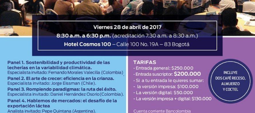 4to Simposio de Empresarios Lecheros en Colombia