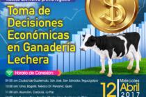 EN VIVO: Toma de Decisiones Económicas en Ganadería Lechera 🗓