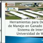 """Videoclase: """"Toma de Decisiones Económicas en Ganadería Lechera"""""""