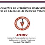 IV Educavet Perú 2017: Encuentro de Organismos Estatutarios y Centros de Educación de Medicina Veterinaria