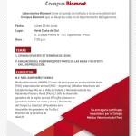 Tercera Edición del Campus Biomont en Cajamarca