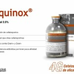 Cefquinox®: Cefalosporina de 4ta generación de eficacia superior