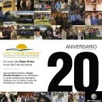 Grupo Grandes Román Celebra su 20º Aniversario